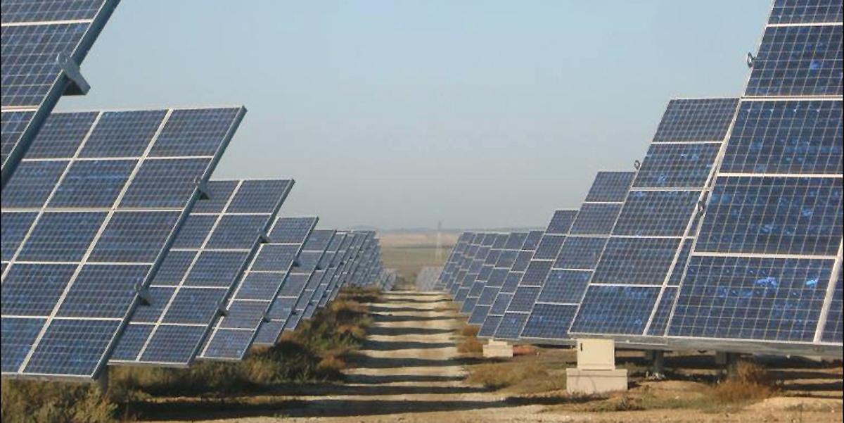 Planta fotovoltaica en Alcalá del Río