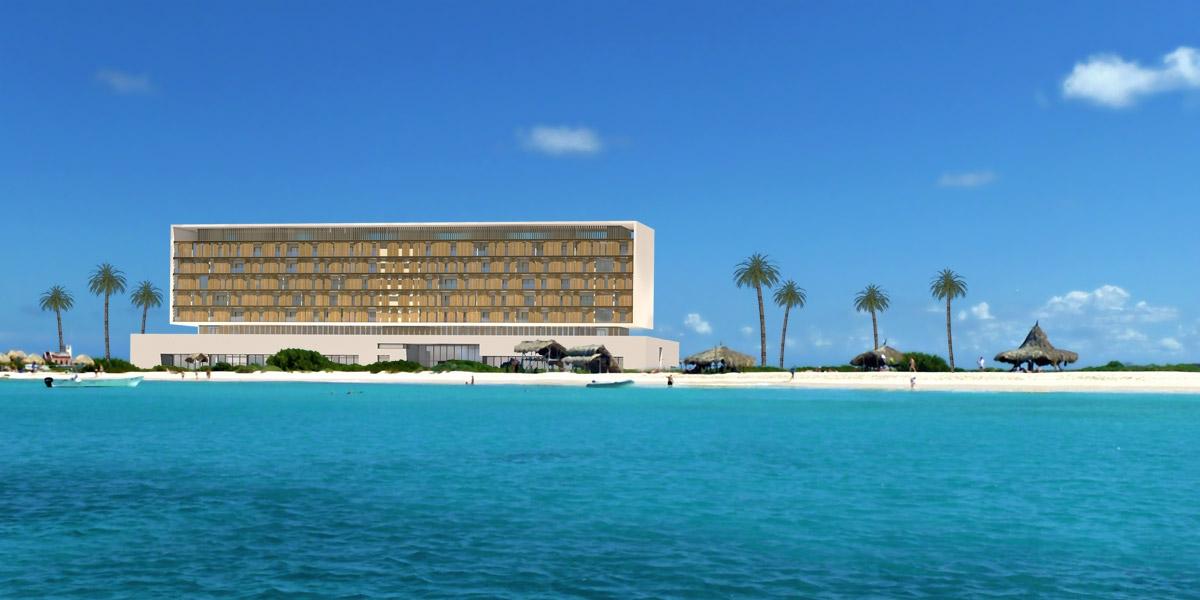 Hotel auf Kuba