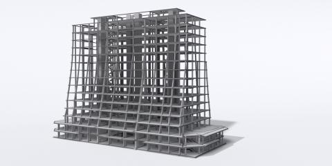 Inmeuble sur les sites Jumeles