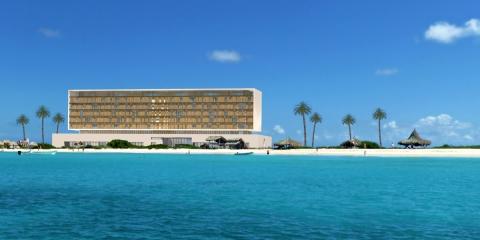 Hotel en Cuba