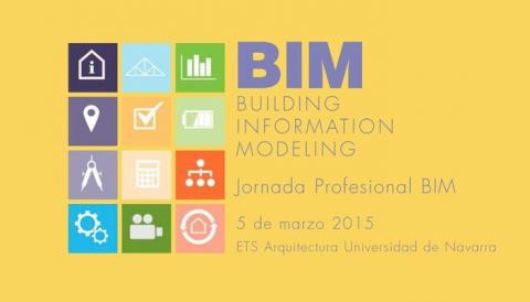 Jornada Profesional BIM en la Universidad de Navarra